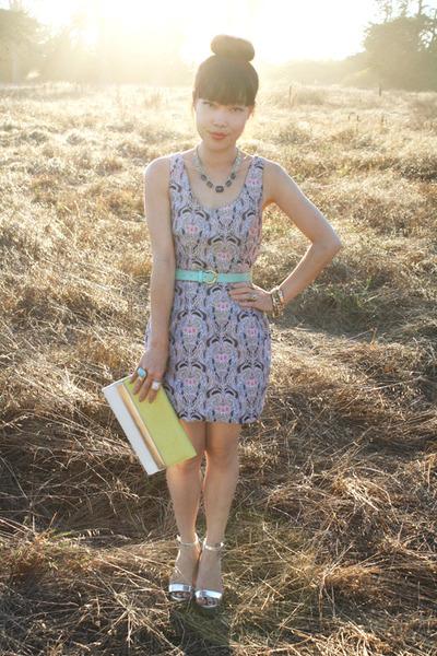 carla dress BB Dakota dress