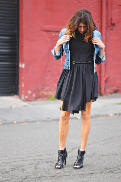 black Msdressy dress