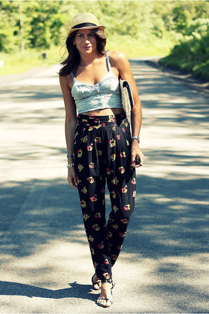 Urban Outfitters pants - Topshop top