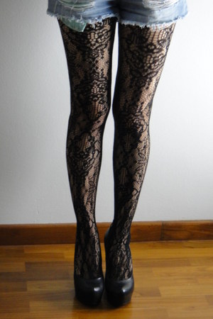 iwannadressup tights