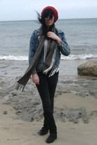 On da beach