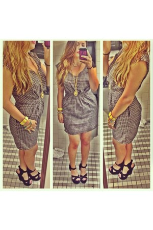 Lush dress - Bebe wedges