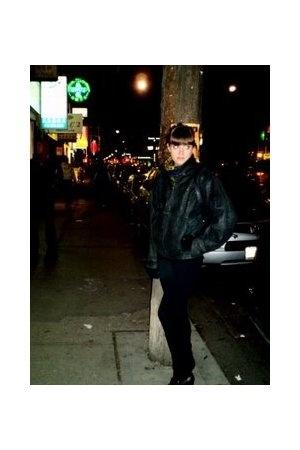 Corpus jeans - vintage jacket -