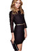 black sheath MNG by Mango dress