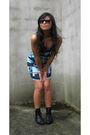 Black-metropark-sunglasses-blue-h-m-dress-black-we-who-see-shoes