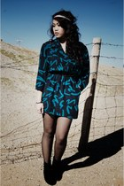 abstract Laine dress