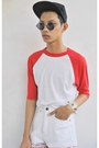 White-jordache-shorts-red-nt-shop-top-bubble-gum-asianvogue-shop-wedges