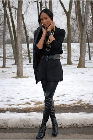 black Forever 21 shorts