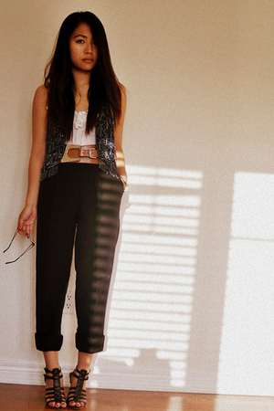 UO vest - pants