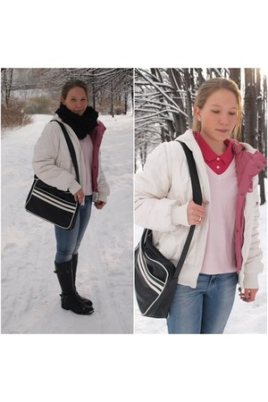 bubble gum girl zone jacket
