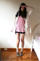 Temt jacket - Sportsgirl t-shirt