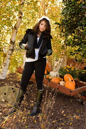 black riding boots boots - black fall jacket Marc by Marc Jacobs jacket