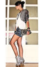 Mafia-couture-blazer-mango-top-random-from-hk-shorts-cuteture-necklace-f