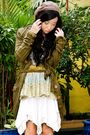 Brown-mango-coat-brown-zara-hat-beige-mango-blouse-white-random-skirt-br