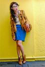 Bronze-zara-jacket-blue-zara-skirt-bronze-online-boots-eggshell-zara-top-