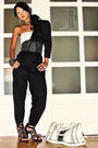Black-glitterati-blouse-black-moonshine-pants-black-glitterati-belt-black-