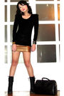 Black-zara-blouse-glitterati-skirt-black-random-find-boots-black-anthology