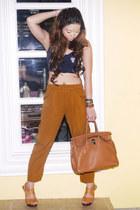 tawny Zara pants