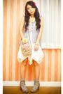 Silver-topshop-vest-white-random-from-hk-skirt-beige-topshop-purse-beige-t