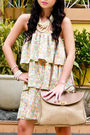 Yellow-glitterati-dress-beige-nina-ricci-purse-beige-topshop-shoes-white-f