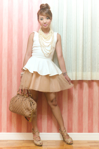 light pink tutu Glitterati skirt
