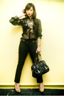 Black-glitterati-blouse-black-fendi-bag-black-zipper-detail-zara-pants