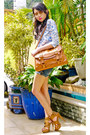 Zara-blazer-hk-shorts-zara-top-topshop-bag-zara-shoes-anthology-glasse