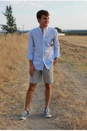 shirt - Converse sneakers