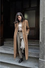 Brown-armani-coat-brown-armani-shoes-beige-zara-pants-beige-aspesi-shirt