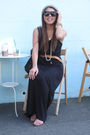 H-m-dress-linea-pelle-belt-grey-ant-sunglasses-urban-outfitters-hat-coac