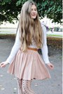 Eggshell-h-m-tights-ivory-reserved-blouse-light-pink-h-m-skirt