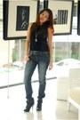 Black-charlotte-russe-boots-levis-jeans-navy-roxy-belt-trappings-cebu-neck