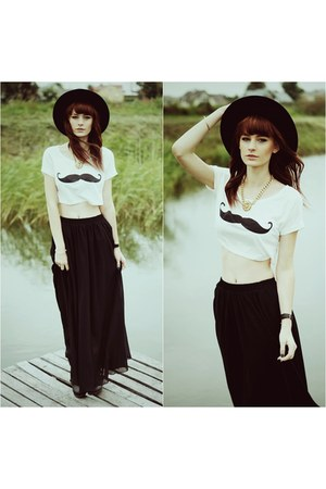 black Oasapcom skirt
