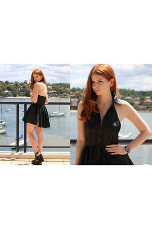 May Jetson Dress dress - Chanel watch