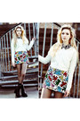 Wholesale7-jacket-top-skirt-junkfood-skirt