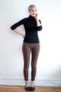 Joe-fresh-sweater-gift-pants-vintage-flats
