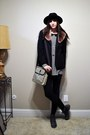 Gray-forever-21-boots-black-vintage-blazer-thrifted-gucci-purse-black-f21-