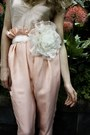 Silk-camisole-withchery-intimate-silk-trousers-kelsey-genna-pants-flower-cor