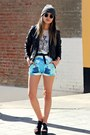 Zippers-pacsun-jacket-skeleton-wildfox-shirt-galaxy-sheinside-shorts