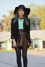 Black-buckle-romwe-boots-black-tillys-hat