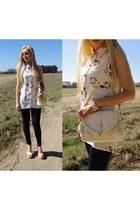 OASAP bag - Wholesale-Dress shirt - Stradivarius pants - CzasNaButy sandals