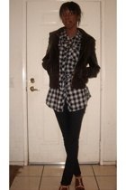 checker plaid