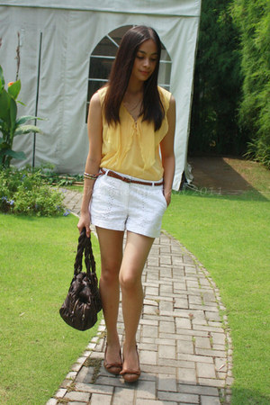 yellow Mango top