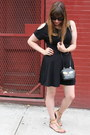 Black-bcbgeneration-dress