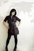 Muji shirt - Mphosis belt - zipia shoes - gg5 skirt