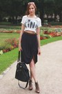 White-printed-persunmall-shirt-black-cropped-persunmall-shirt