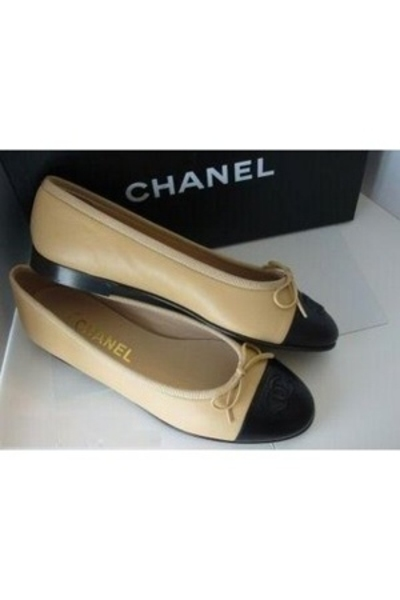 Chanelshoes http://www.chictopia.com/photo/show/52145-chanel+ballet