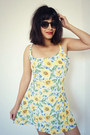 Sunflower-dress-vintage-dress