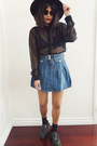 Dr-martens-shoes-sheer-black-h-m-top-skirt