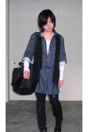 shirt - haru shoes